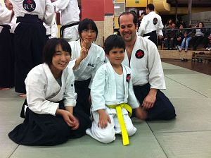 aikido niños kk