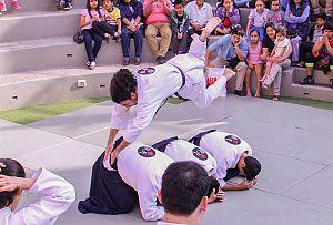 Aikido KeitenKai en Huacho