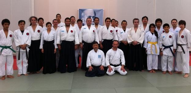 aikido keiten kai en seminario