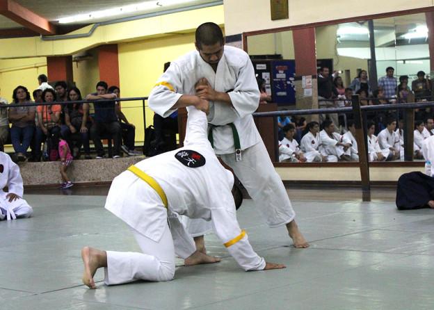 aikido examen 1